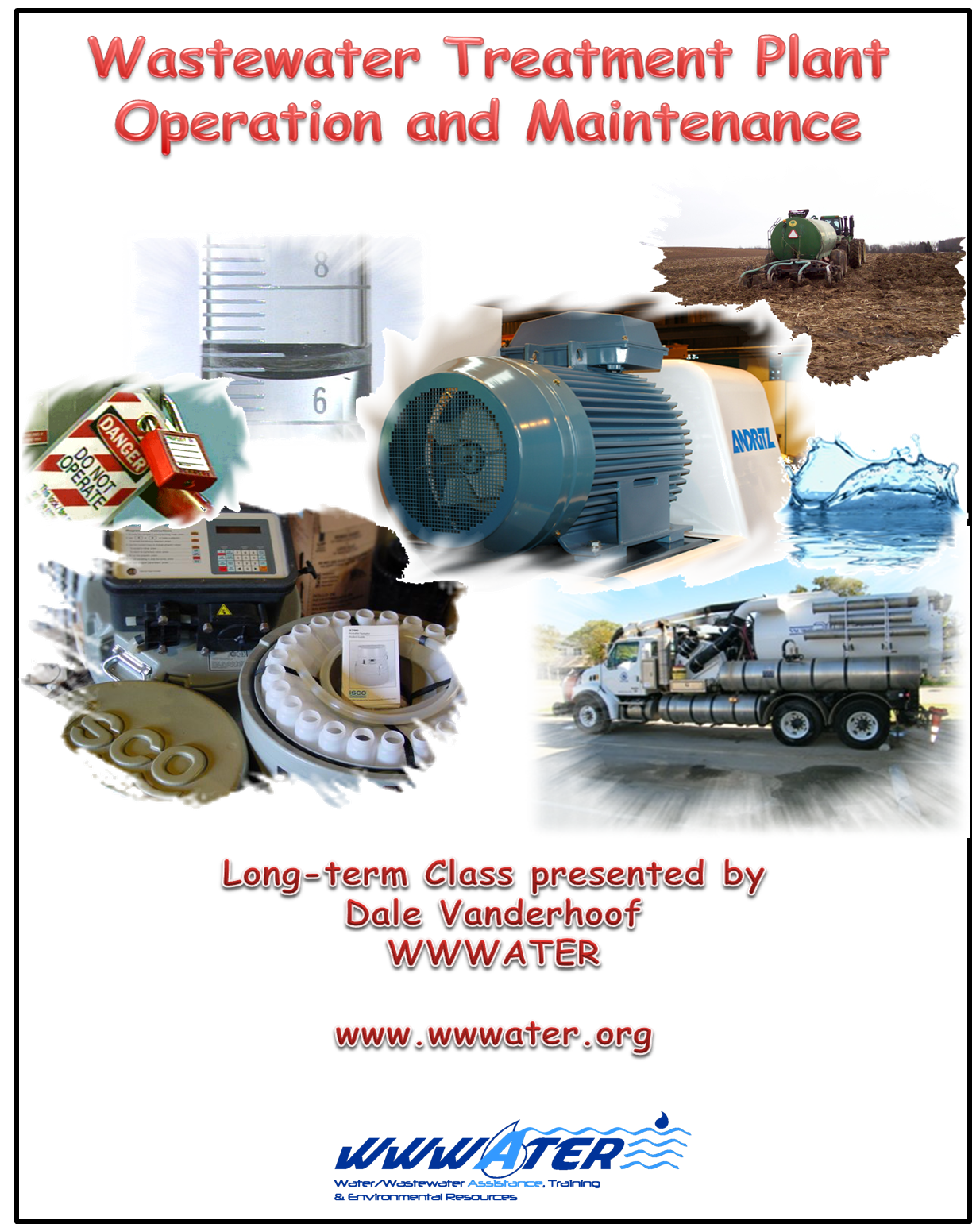 Wastewater Treament Plant Operation & Maintenance