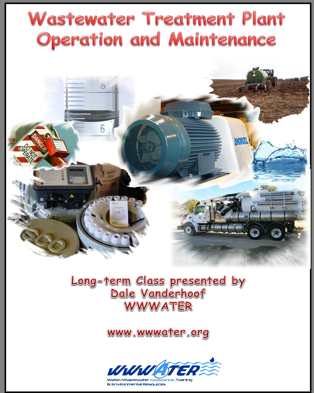 Wastewater Treament Plant Operation & Maintenance